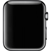 Apple Watch (A1554) SOLAMENTE CUERPO, Negro Espacial, 42mm, C