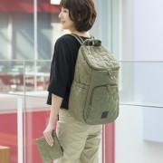 PLY キルティング マルチリュック ポーチ付き【QVC】40代・50代レディースファッション