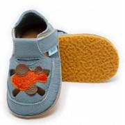 Dodo- Sanda Baby Blue Avion portocaliu