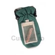 Punga verde sticla vin Deluxe