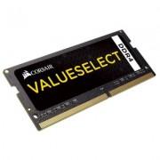 Памет corsair ddr4, 2133mhz 4gb 1x260 sodimm 1.20v, unbuffered,15-15-15-36, intel 6th generation core processors, cmso4gx4m1a2133c15