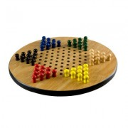 Sterling Games Classic Wooden Chinese Checkers