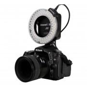 Anillo Aputure AHL - HN100 Superior CRI 95+ Valor Amaran De Halo LED De Luz De Flash Para Nikon