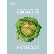 Royal Horticultural Society Gardener's Notebook, Hardcover