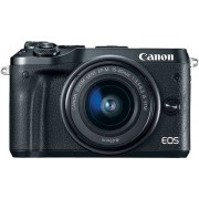 Canon EOS M6 15-45mm Black, B