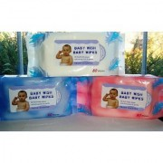 Baby Wish Baby wipes (Pack of 3)
