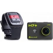 Camera video sport Midland H7+ Action Camera ULTRA HD 4K Black