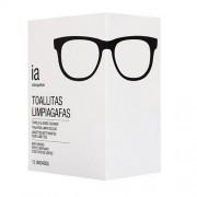 Toalhitas para limpar óculos 12un.