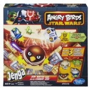 Angry Birds Star Wars Jenga Jedi Battle Game A4803