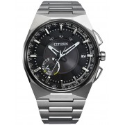Ceas barbatesc Citizen Eco-Drive Satellite Time System GPS TITAN CC2006-53E 48 mm 100M