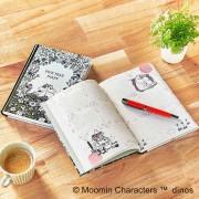 【ディノス限定販売】MOOMIN/ムーミン フルカラー5年日記(連用日記) 名入れなし