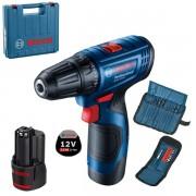 Akumulatorska bušilica - odvrtač GSR 120-LI 2x2Ah Professional Bosch