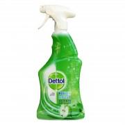 Spray dezinfectant multifunctional Dettol Power Fresh Green Apple, 500 ml