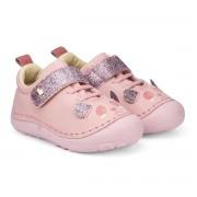 Pantofi Fetite BIBI Grow Sweet/glitter Panda