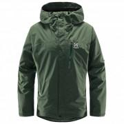 Haglöfs - Astral GTX Jacket - Veste imperméable taille M, noir/vert olive/gris