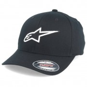 Alpinestars Keps Corporate Black Flexfit - Alpinestars