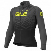 Alé - Summit Jersey - Maillot vélo taille S, nero /gris