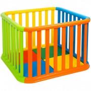 Tarc de joaca Recinto Plebani, 100x100x65 cm, plastic