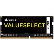 Corsair SO-DIMM 4GB KIT DDR4 2133MHz CL15 ValueSelect fekete