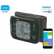 OMRON RS7 Intelli IT - Tensiometru de incheietura, silentios, transfer date Bluetooth, 2 utilizatori, validat clinic