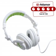 Fame audio hD-1000 lime Auriculares DJ