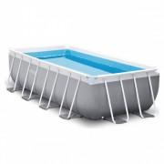 Fémvázas medence 4 x 2 x 1 m
