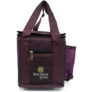 Belladona Hot Shot Decent Waterproof School Bag(Purple, 6 L)