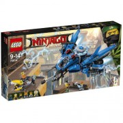 Set de constructie LEGO Ninjago Movie Lightning Jet