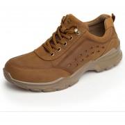 Zapatos Flexi Para Hombre Outdoor - 77801 Ocre