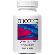 Thorne Research - Quercenase - Quercetin Phytosome Supplement with Bromelain - 60 Capsules