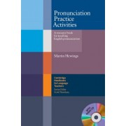 Pronunciation Practice Activities Book and Audio CD Pack: A Resource Book for Teaching English Pronunciation