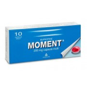 ANGELINI SPA Moment*10cps Molli 200mg