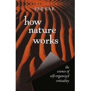 How Nature Works: The Science of Self-Organized Criticality, Hardcover