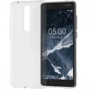 Nokia Etui NOKIA Slim Crystal CC-109 do Nokia 5.1 Przezroczysty