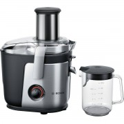 Storcator de fructe si legume Bosch MES4000 1000W 1.5l negru / argintiu