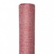 Vászon 48cmx5m piros
