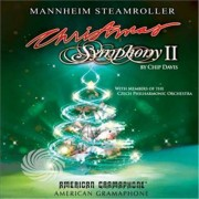 Video Delta Mannheim Steamroller - Christmas Symphony Ii - CD