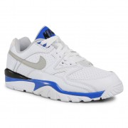 Обувки NIKE - Air Cross Trainer 3 Low CJ8172 100 White/Lt Smoke Grey/Racer Blue