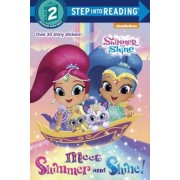 Meet Shimmer and Shine! (Shimmer and Shine), Paperback