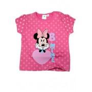 Tricou roz bebe Minnie 4949