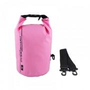 OverBoard wasserdichter Packsack 5 Liter Pink
