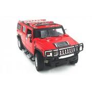 ICW 1:24 Open Door Hummer H2 SUV Alloy Diecast Model Car