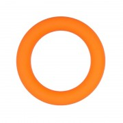 EasyToys Men Only Oranje siliconen cockring large