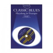 Music Sales Classic Blues for trumpet Play-Along