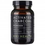 KIKI Health carbone vegetale attivo in polvere 70 g