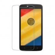 Azuri Gehard Glas Motorola Moto C Plus Screenprotector Glas Duo Pack