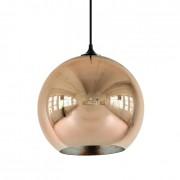 dominidesign © hanglamp Koperen lamp koper 24cm
