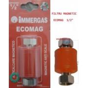 Filtru magnetic anticalcar Ecomag 1/2