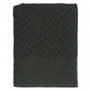 Mette Ditmer Brick Gästhandduk 35x55 cm 2-pack, Antracit