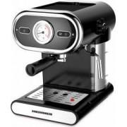 Espressor manual Heinner HEM-1100BK 1100W 1L 15 bar Negru